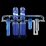RHINO® 1,000,000 Gallons + Salt-Free Water Conditioner +UV System